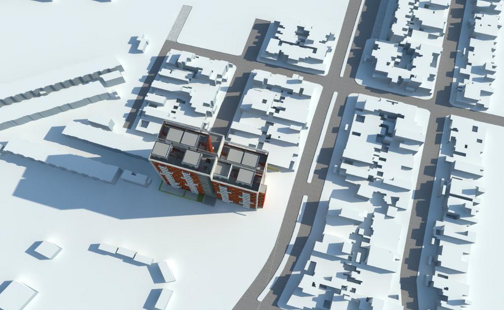 Lee más sobre el artículo Estudio de imagen urbana – Torres San Rafael