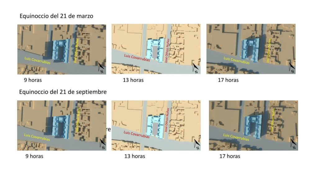 Lee más sobre el artículo Estudio de Incidencia Solar – Luis Covarrubias